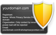 Free Whois Privacy